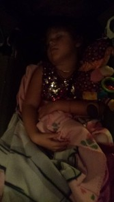 sovende lillegull
