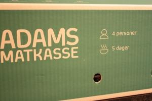Adams orignale matkasse