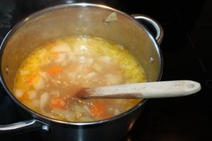 Suppa under koking