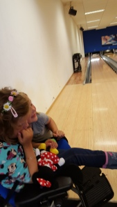 Gode bowlingsøstre det!