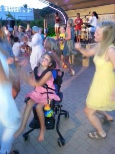 Dancing Queens!